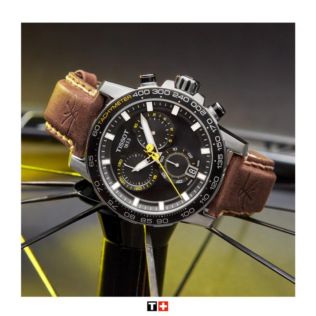 reloj Tissot Tour de Francia