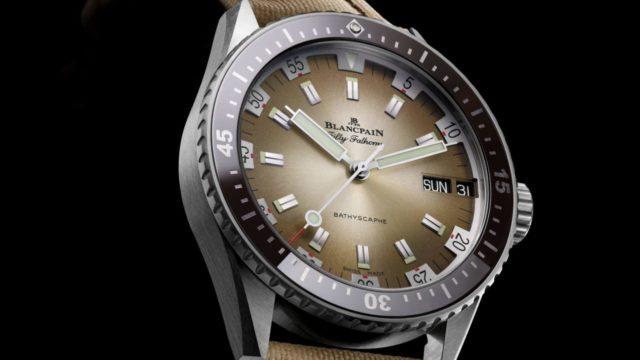 alta relojerìa Blancpain
