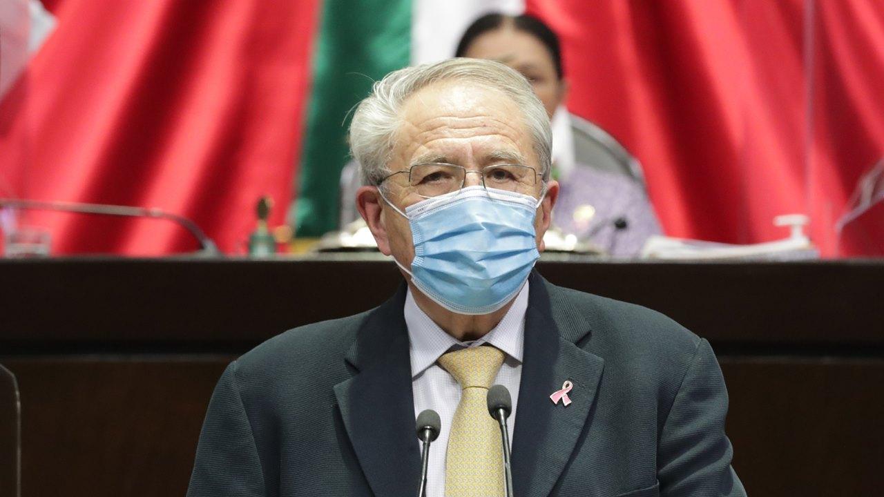 'Pudo ser peor', afirma secretario de Salud sobre epidemia de Covid-19