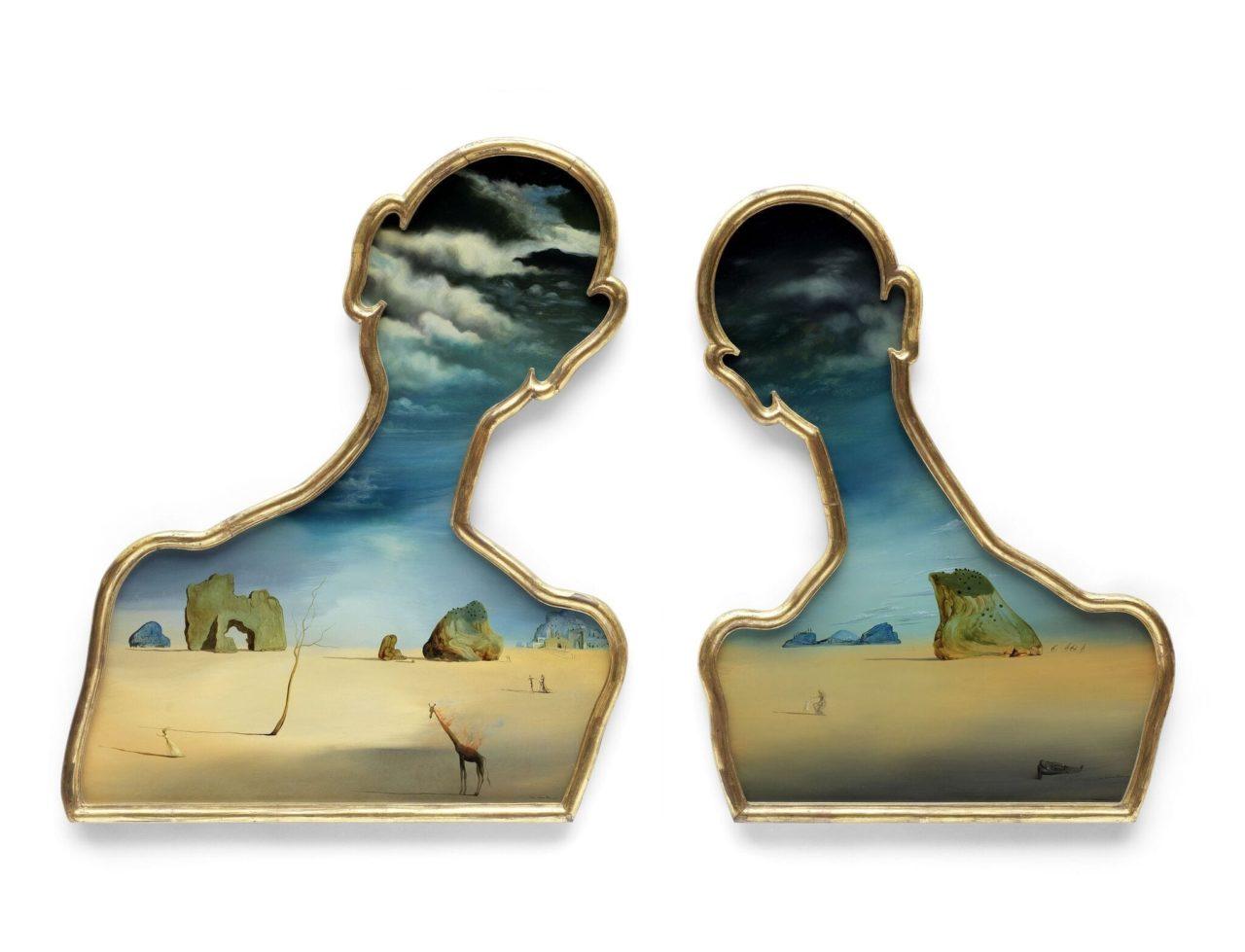 Subastan obra surrealista de Salvador Dalí por más de 7 millones de dólares