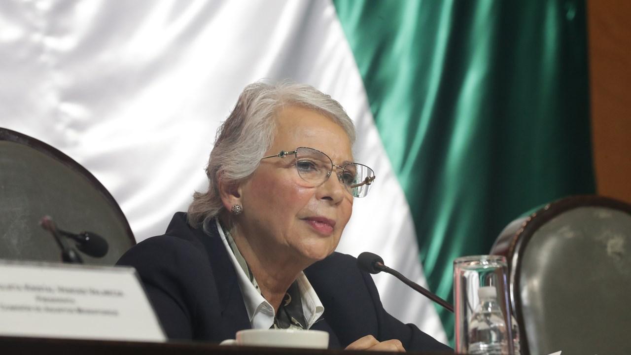 Gobierno respeta libertad de expresión, pero tiene derecho de réplica: Sánchez Cordero