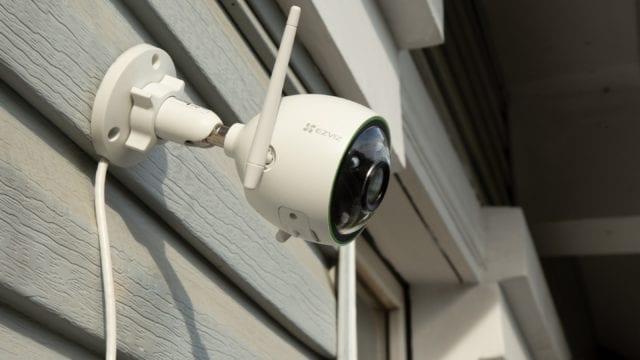 seguridad videovigilancia Azviz