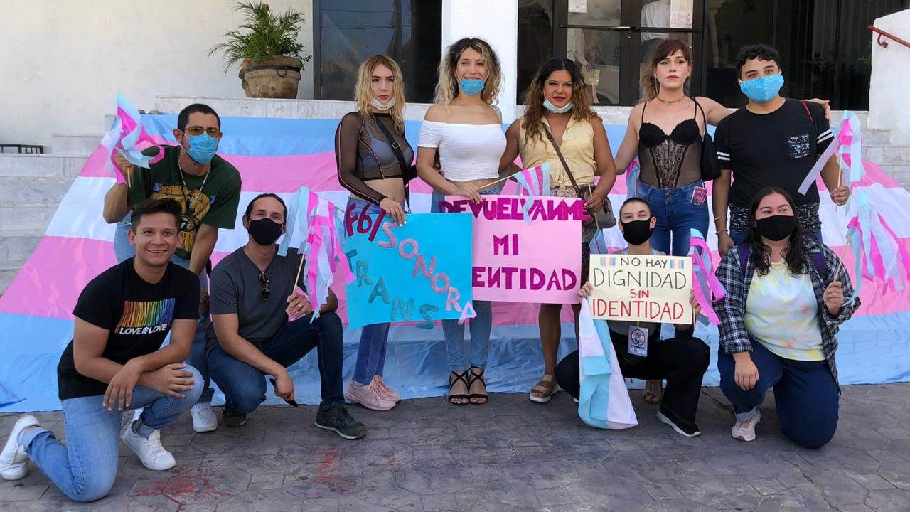 Sonora avala cambio de identidad transgénero y sanciones por 'packs'