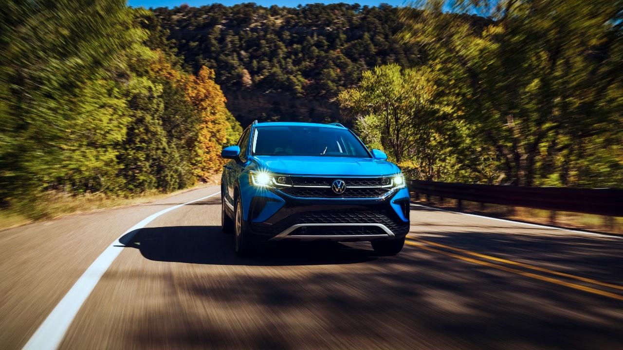 Volkswagen inicia producción de Taos en México para exportación