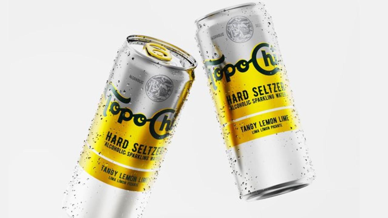 Topo Chico lanza su línea con alcohol en México y América Latina
