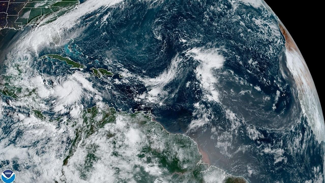 Delta, nueva tormenta que podría llegar como huracán a Cuba