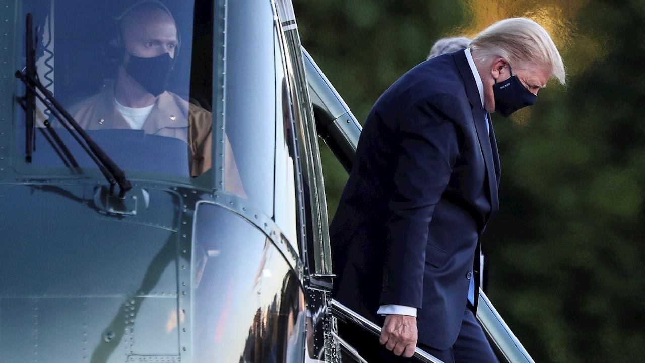 Trump cambia cumbre de G20 por el golf tras una fugaz aparición