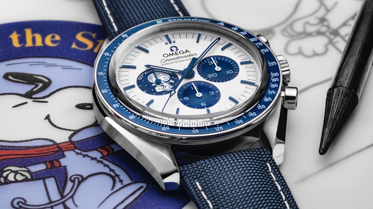 Oda a la Historia: Omega lanza cronógrafo que honra la misipó Apolo 13