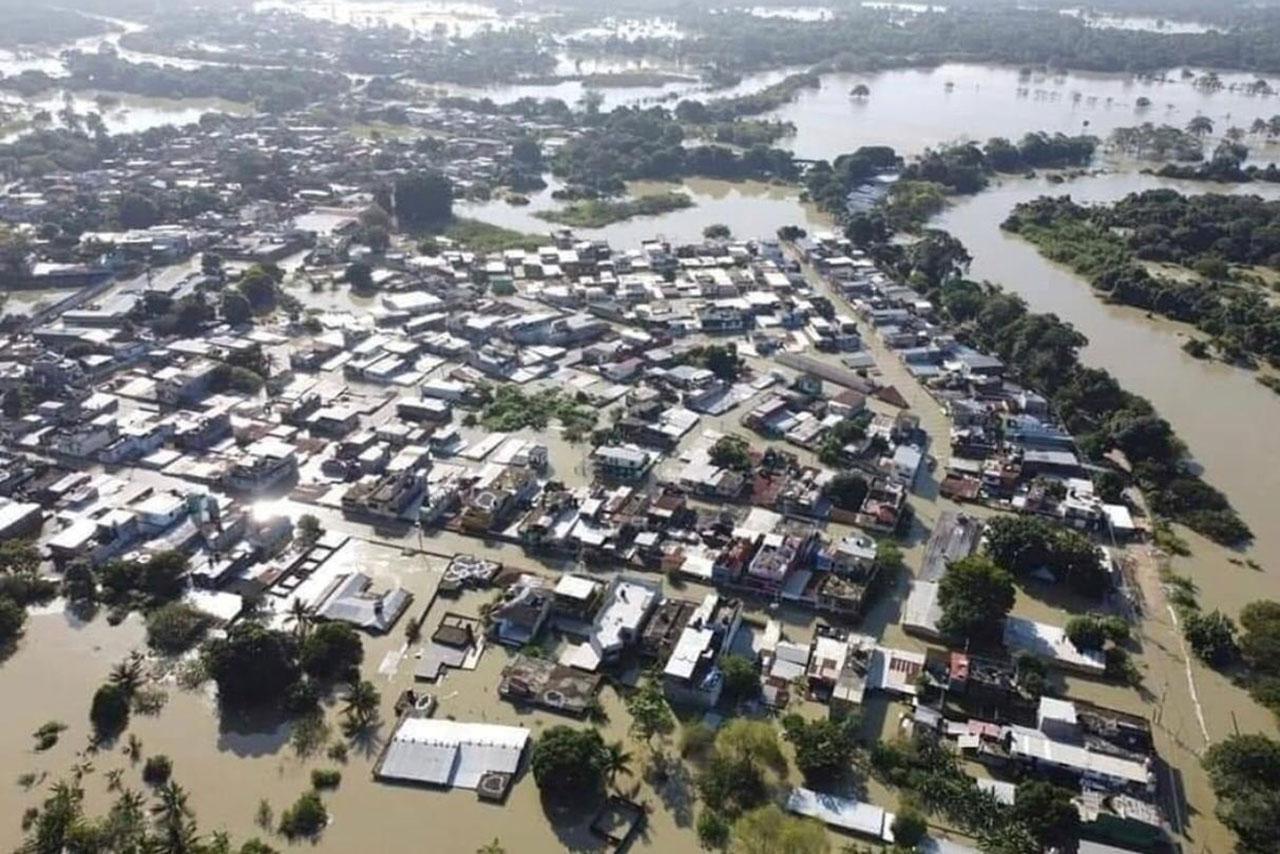 Aumenta 202% el impacto económico de los desastres naturales en México