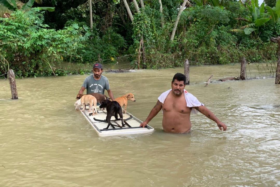 Fotogalería: Tabasco inundado mientras Bartlett y gobernador reparten culpas