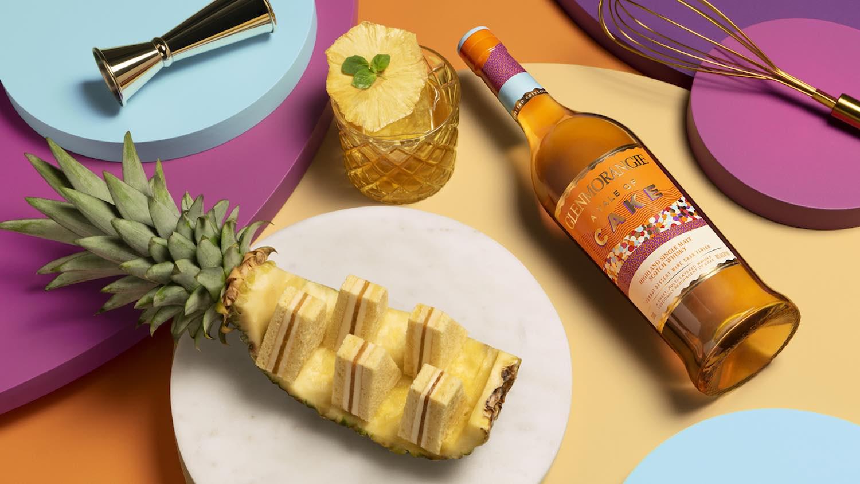 Glenmorangie presenta su whisky con sabor a pastel