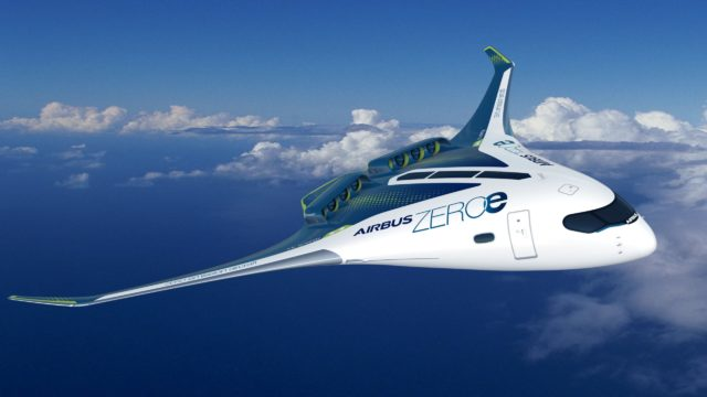 airbus aviones emisiones hidrógenoairbus aviones emisiones hidrógeno