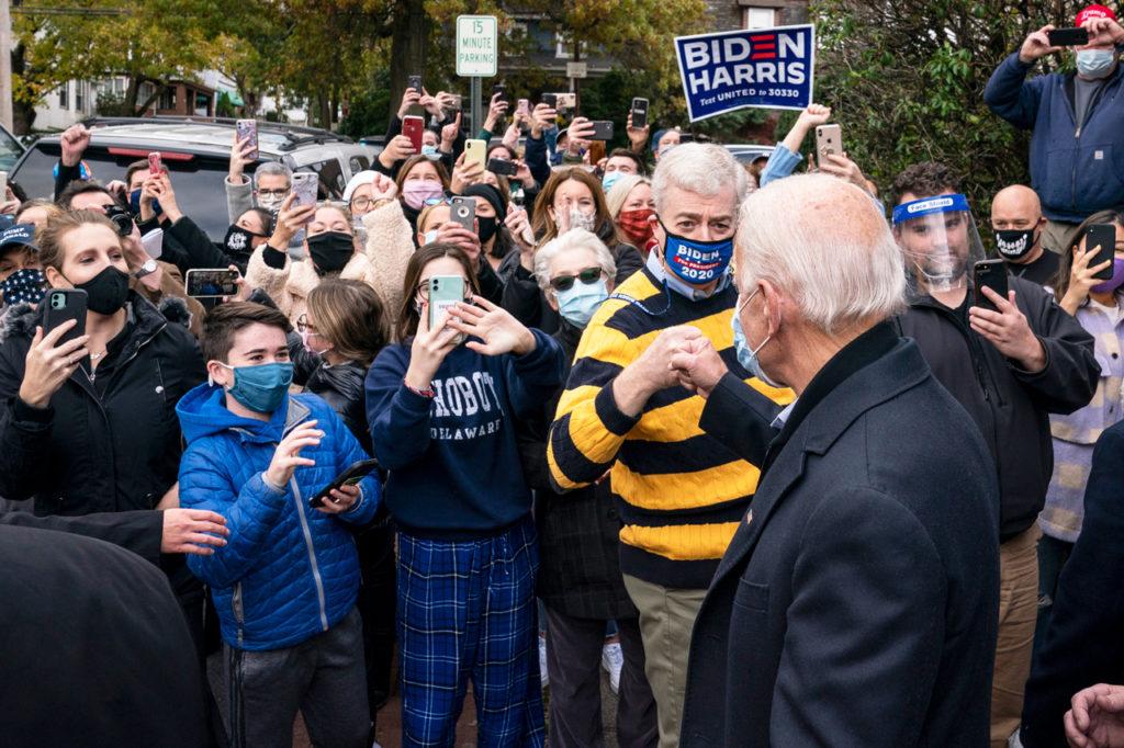 Joe Biden candidato elecciones estados unidos 2020