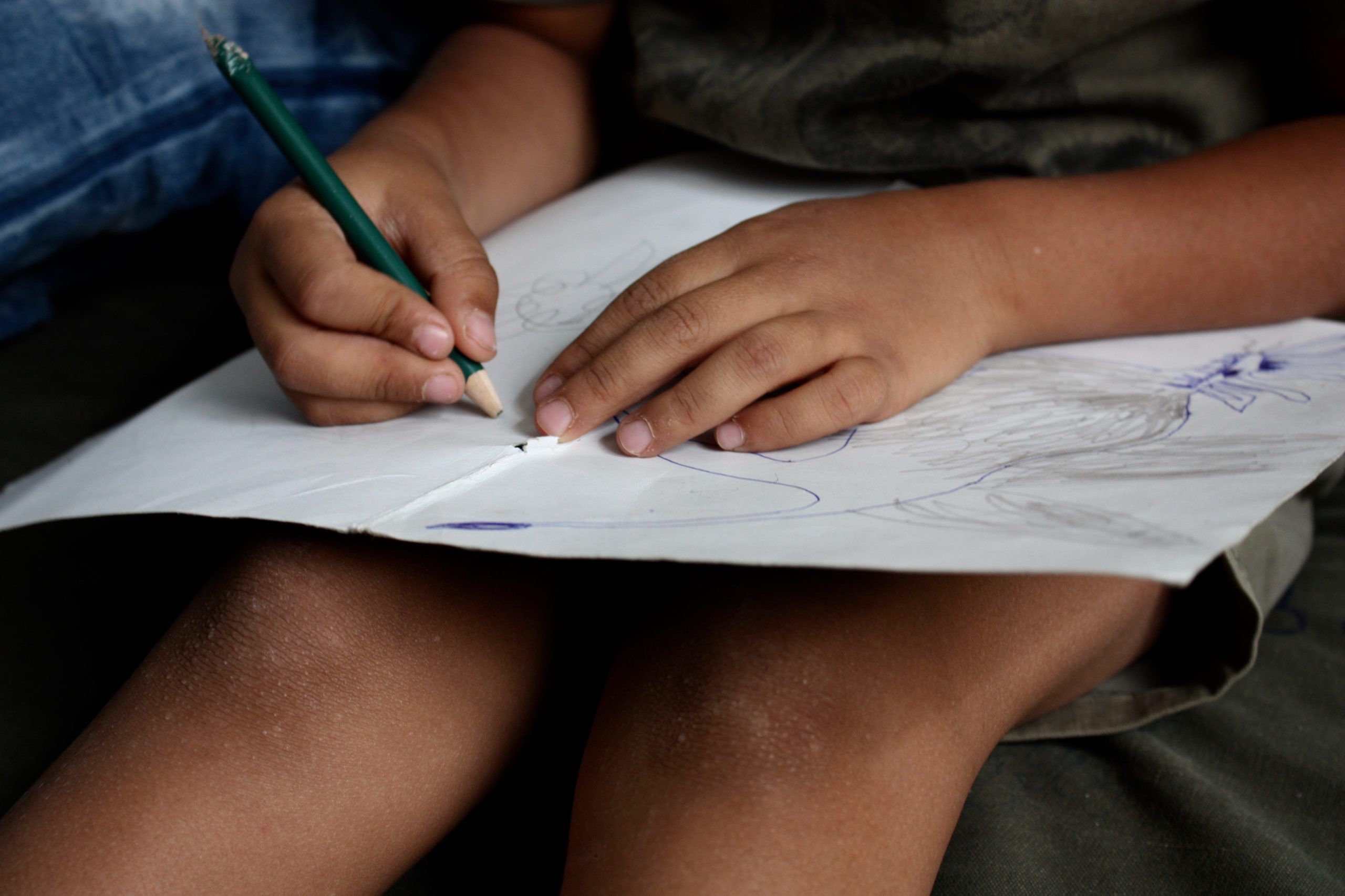Niñas y Niños invisibles en el Presupuesto Público