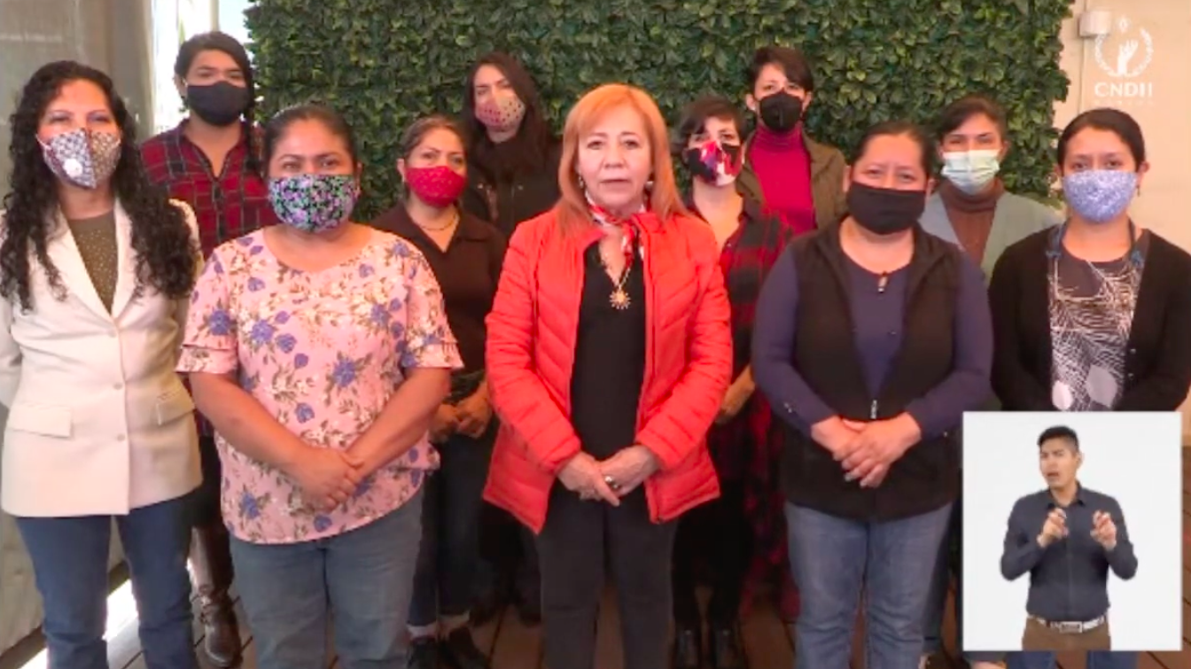 CNDH ofrece disculpas a víctimas de violencia de género y da recomendación al Estado