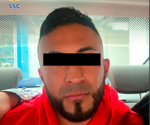 Policía CDMX captura a presunto implicado en homicidio del empresario francés