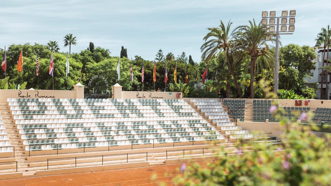 Puente Romano: El paraíso deportivo de Marbella
