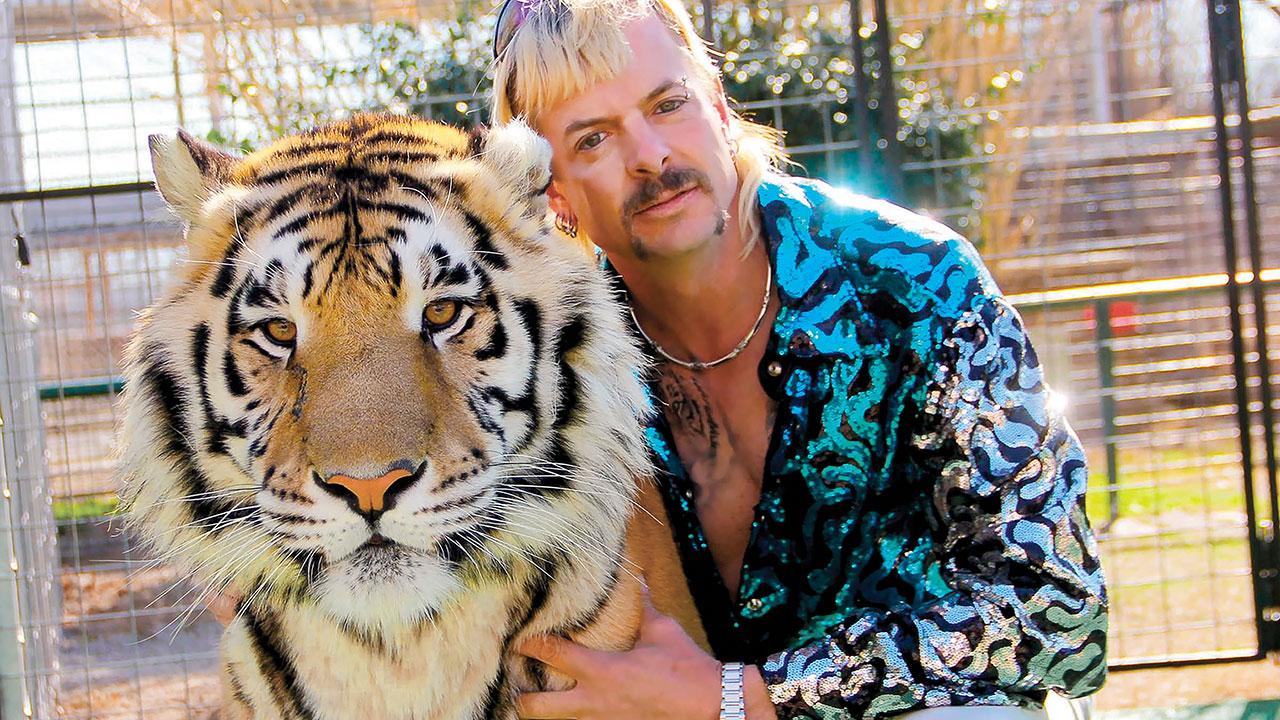 """Desde prisión, Joe Exotic de """"Tiger King"""" se une a la tendencia de NFT"""