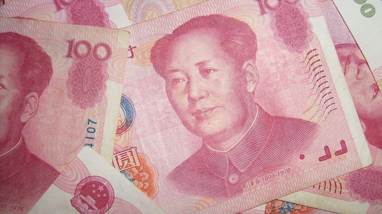 Yuan China ingreso per cápita