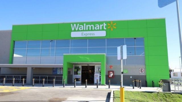Walmart Express Puebla