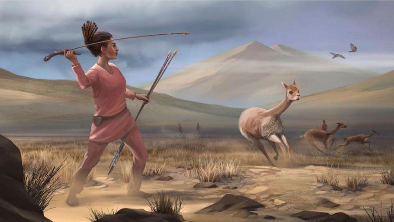 Mujeres cazadoras