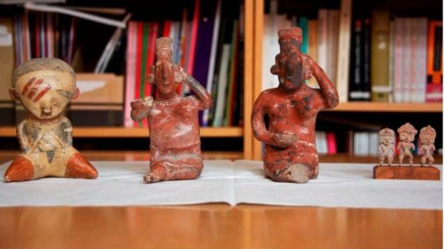 Piezas Arqueologicas Mexico