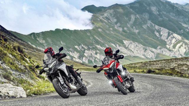 Ducati motocicleta