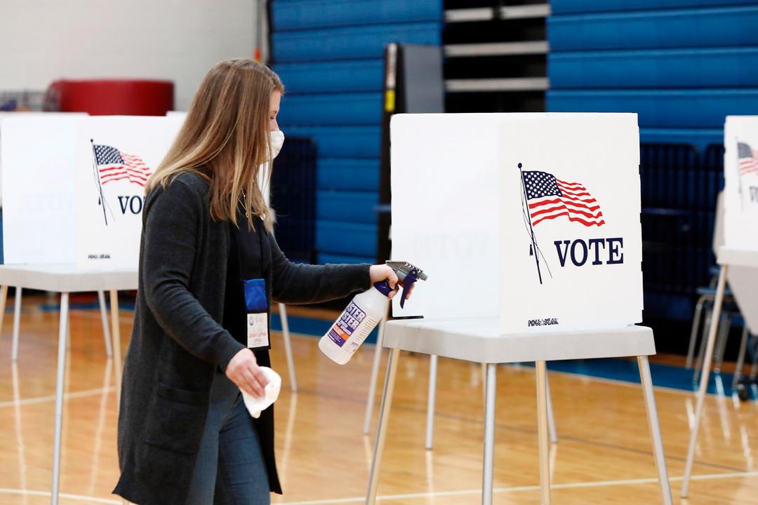elecciones estados unidos Voto, elecciones presidenciales EU 2020