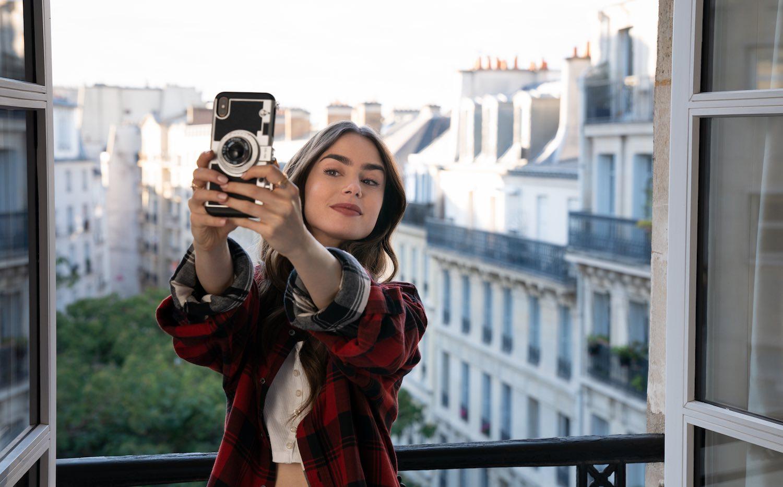 'Emily en París' regresará a Netflix con una segunda temporada