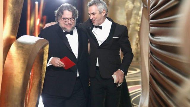 Alfonso Cuarón Guillermo Del Toro
