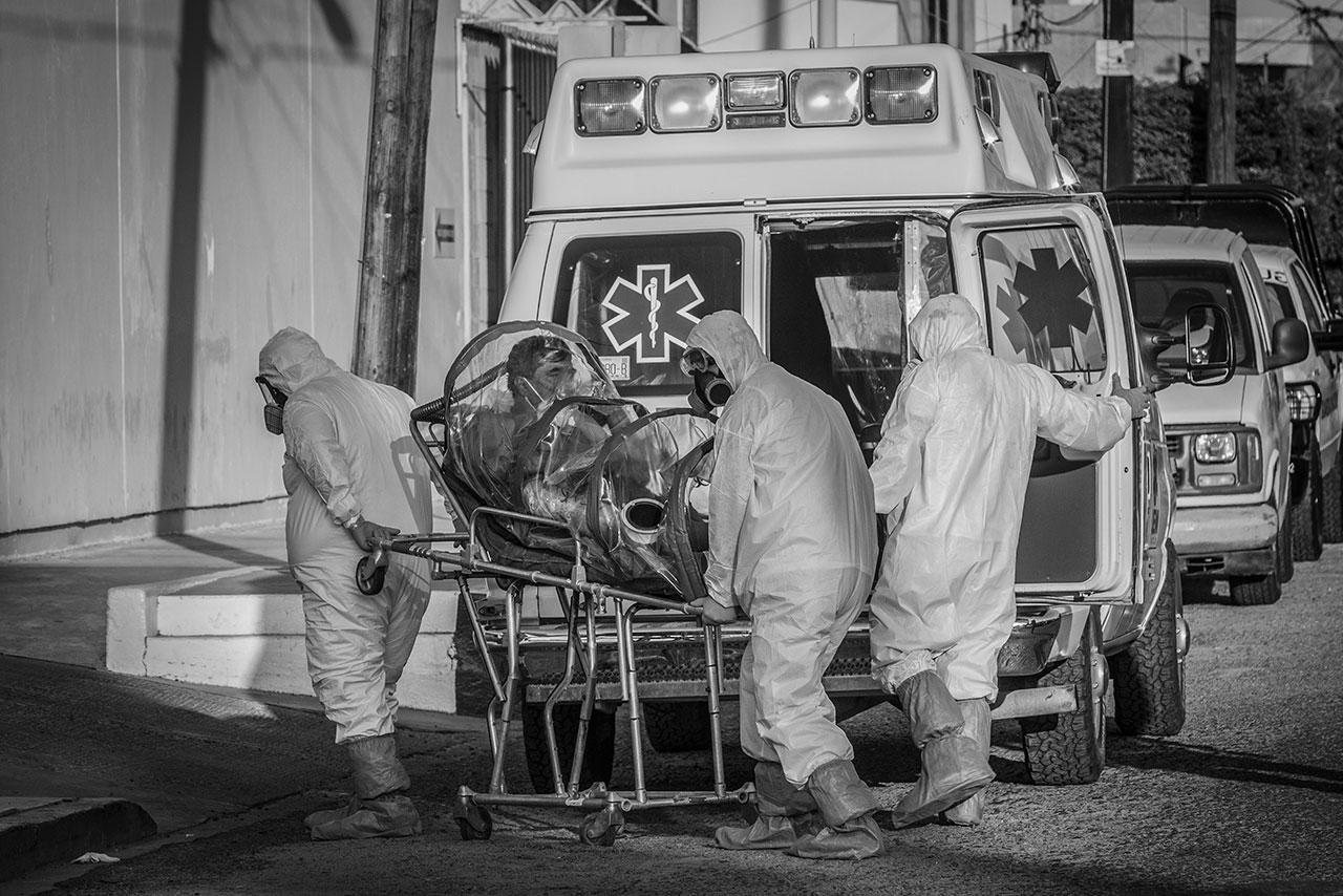 México suma 2,810 casos nuevos de Covid-19 y 458 fallecimientos en las últimas 24 horas