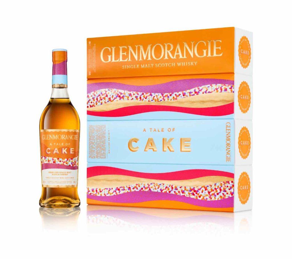 Glenmorangue Tale of cake whisky