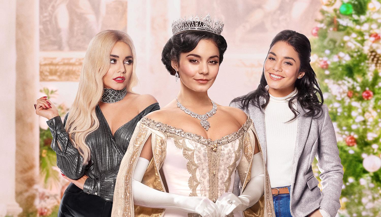 Vanessa Hudgens intercambio de princesas