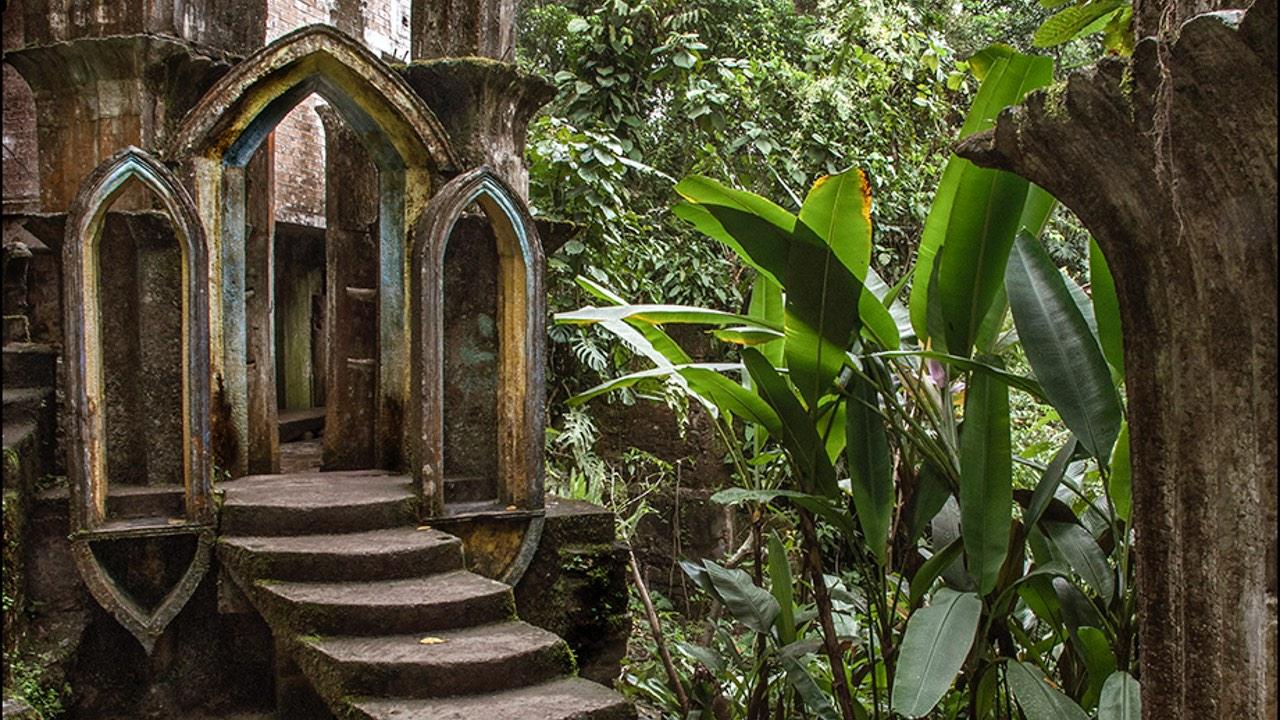 El Jardín Escultórico Edward James se une a la lista de Great Gardens of the World