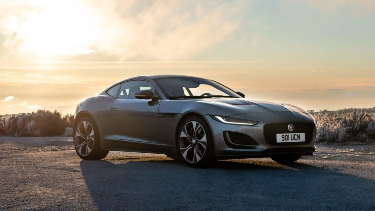 Jaguar auto deportivo