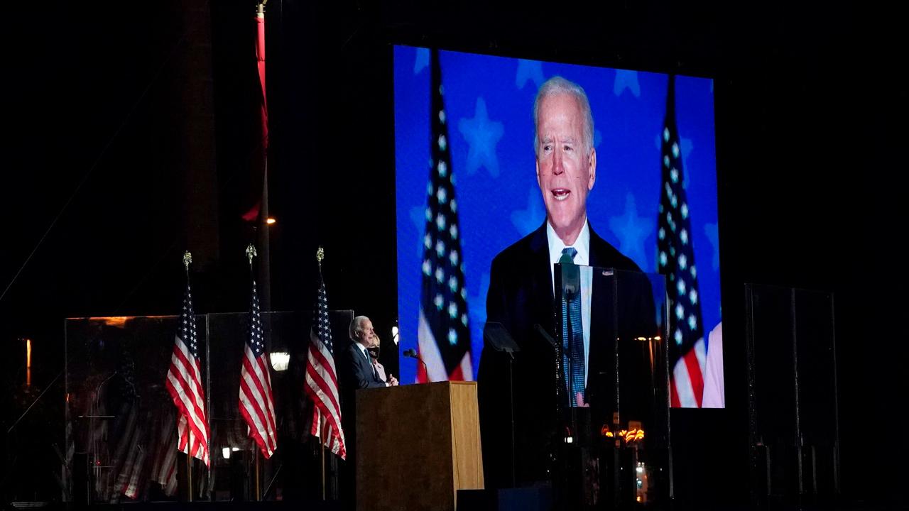 Estados Unidos: la economía que recibe Joe Biden