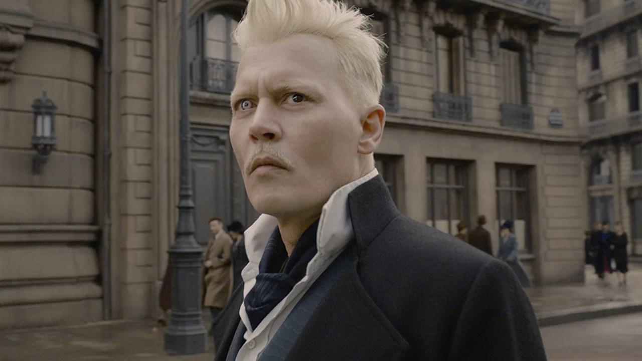 ¿Por qué Johnny Depp se quedó fuera de 'Animales Fantásticos y dónde encontrarlos'?