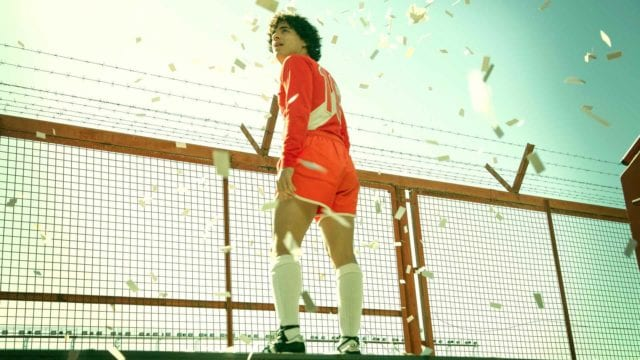Diego Armando Maradona serie Amazon Prime Video