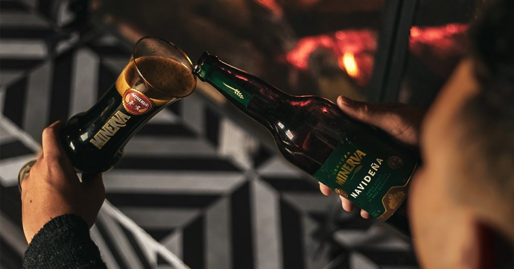 cerveza mexicana temporada