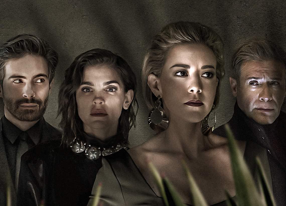 Netflix presenta el trailer oficial de la segunda temporada de 'Monarca'