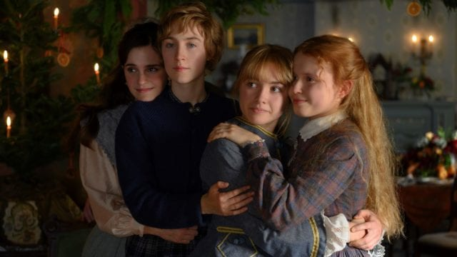 Mujercitas HBO estrenos diciembre