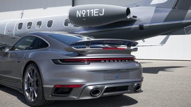 Porsche Embraer