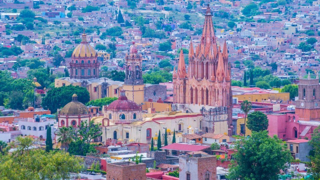 Pueblos Mágicos San Miguel de Allende