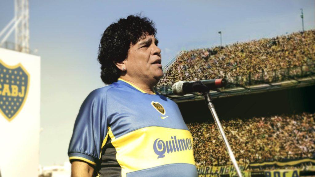 Diego Armando Maradona serie Amazon Prime Video