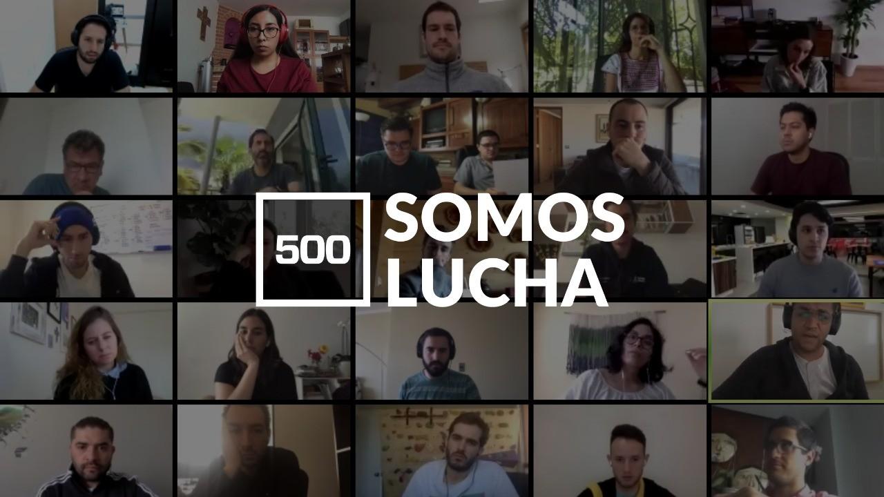 """500 Startups dice """"Somos Lucha"""" y deja atrás su programa de aceleración"""