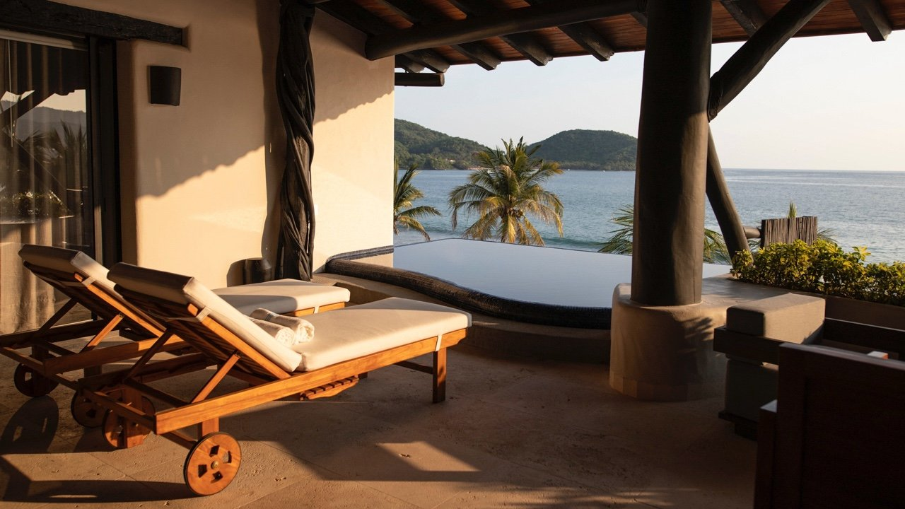 Alista tu escapada al resort más romántico de México: Thompson Zihuatanejo