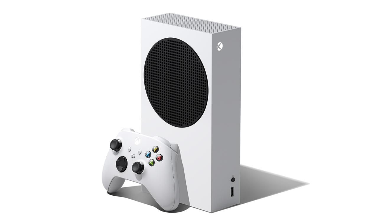 Xbox Series S, así es la nueva pequeña gigante de Microsoft