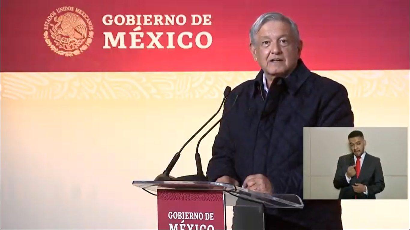 AMLO promete que México será de los primeros países con vacuna de covid