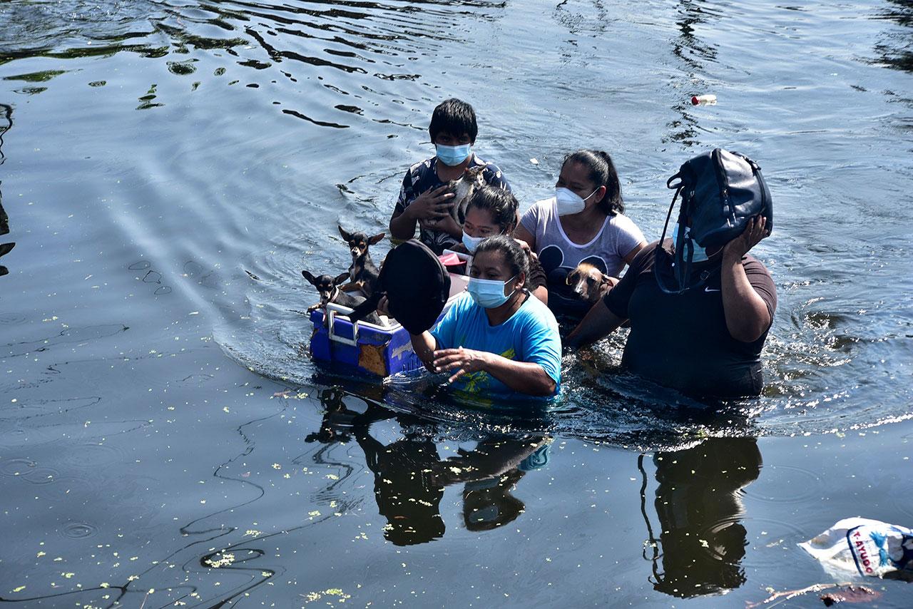 España dona 250,000 euros a estados del sur de México afectados por huracán