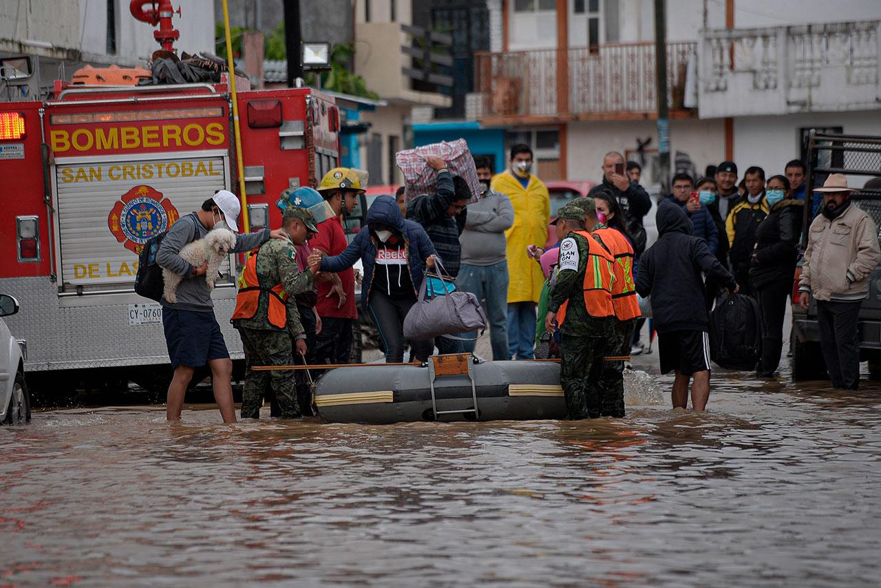 Sequías, inundaciones y la urgencia de tomar decisiones
